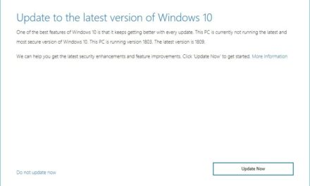 Upgrade Windows 10 Fast Using WUA Tool From Microsoft